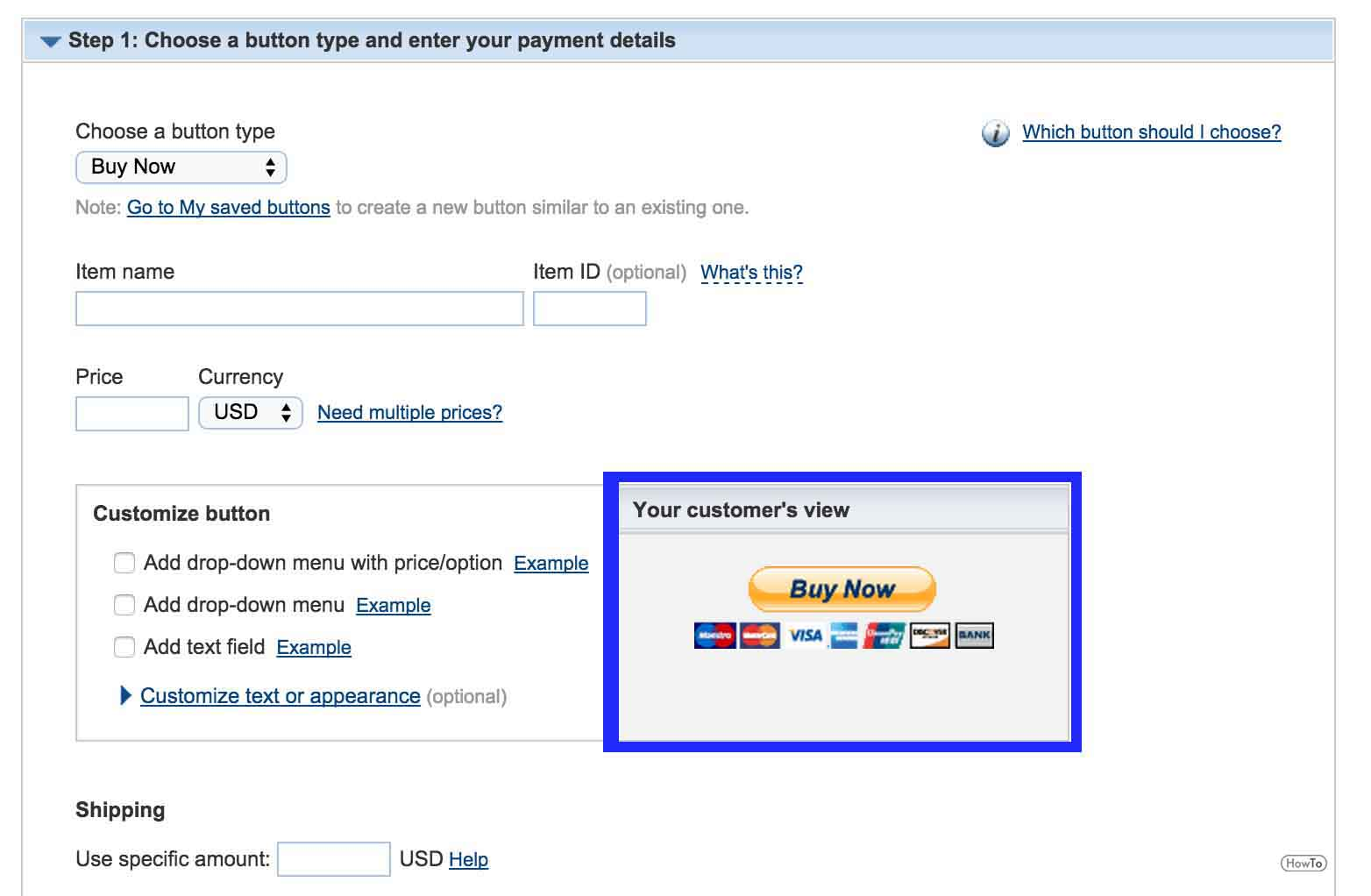 2 Methods to Use to Accept Payments from PayPal - Howto