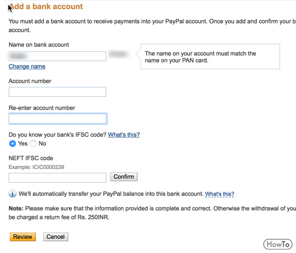 4 Ways to Get Money from PayPal to your Bank Really Easy - Howto