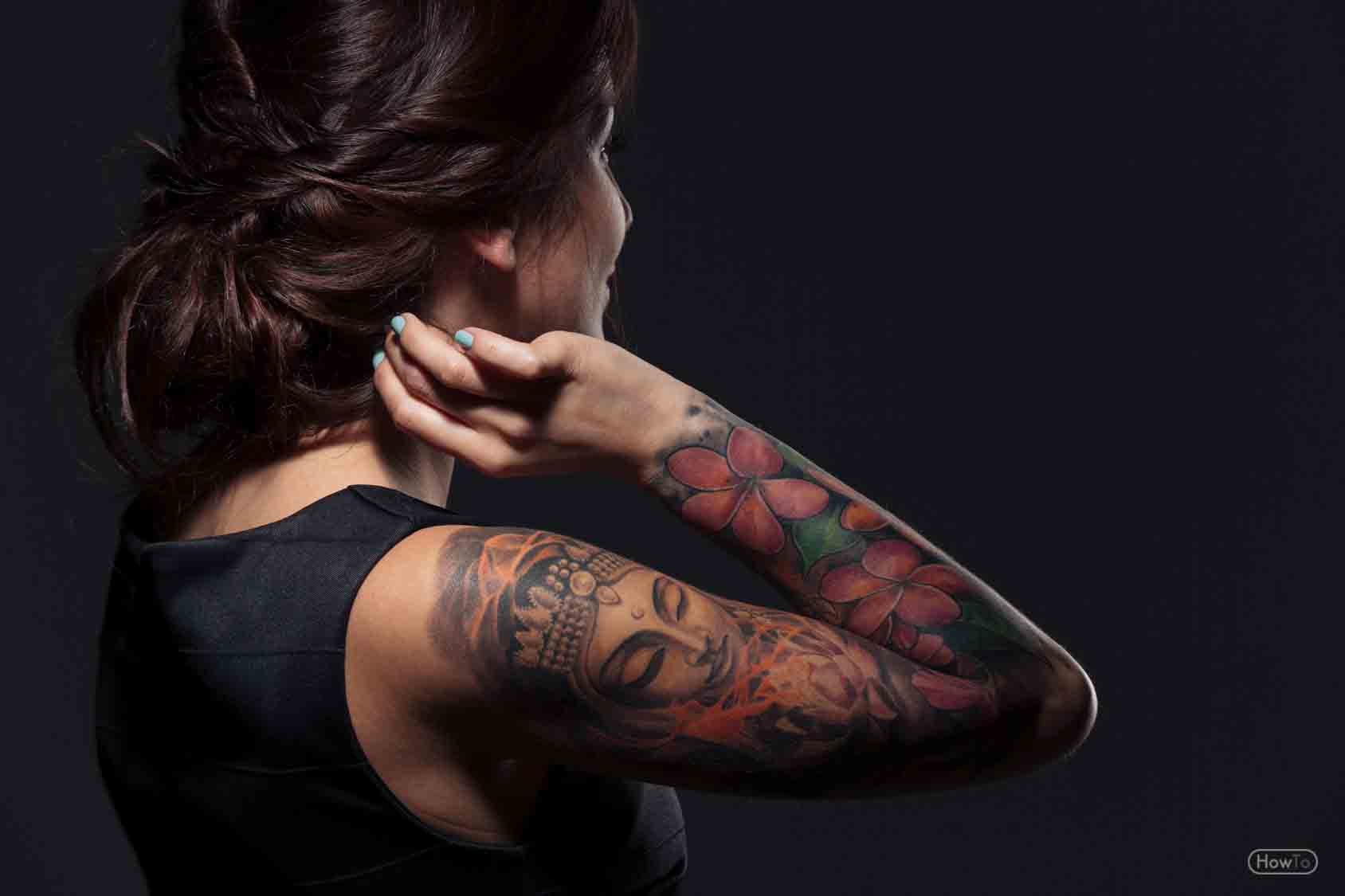10 Effective Steps to Take Care of your New Tattoo - Howto