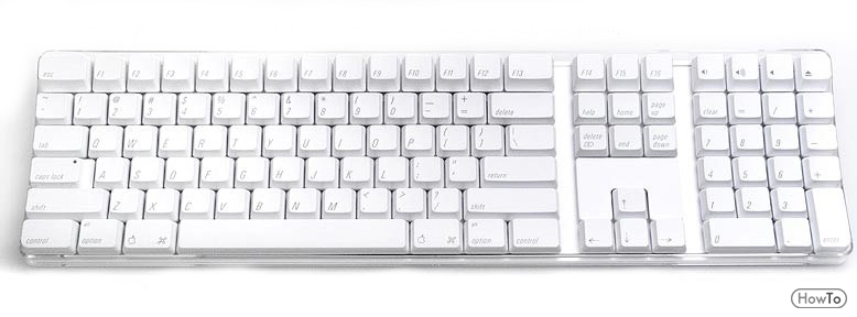 how to set up apple wireless keyboard