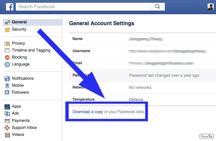3 Ways to Recover Deleted Photos from Your Facebook - Howto