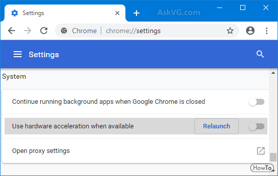 7 Ways to Address Google Chrome Crashes - Howto
