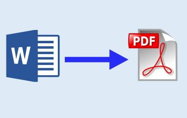 Steps to Convert Word Document to PDF Easy to Do it - Howto