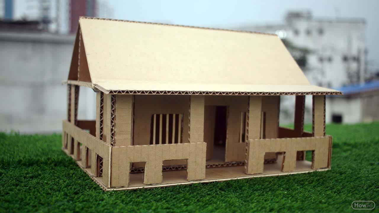 Making A Model House
