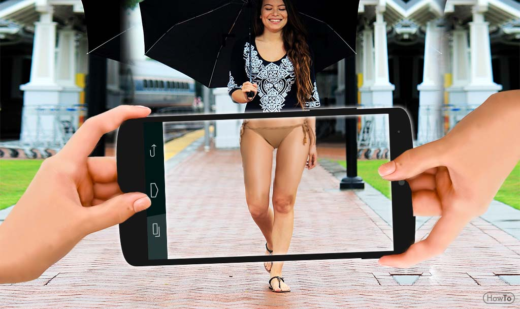 3 tips to see through clothes with a cell phone howto see through clothes with a cell phone