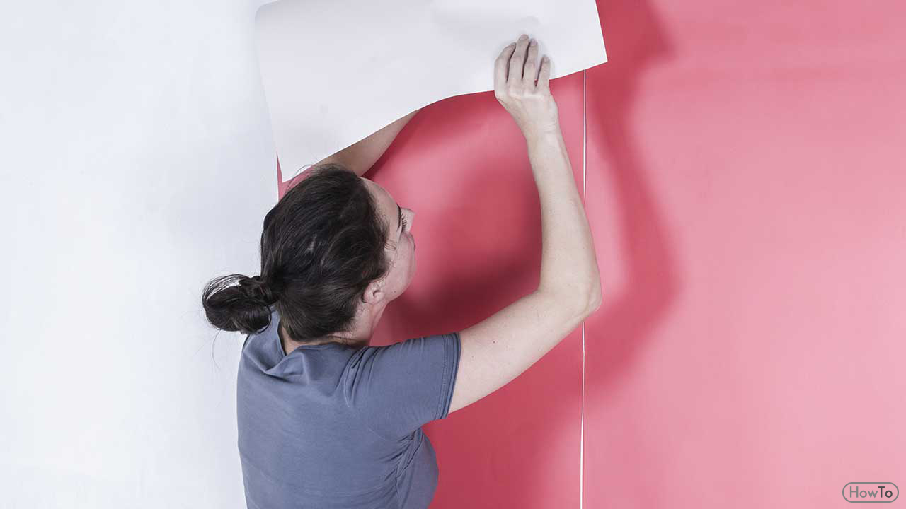 You can remove the whole wallpaper either you peel it by hand or water. But if it is still tough to remove the paper, then you need to spray the water on ...