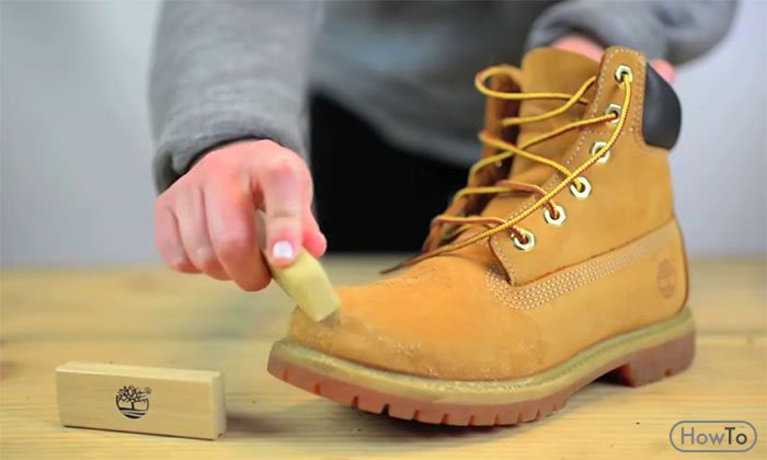 can you clean timberlands