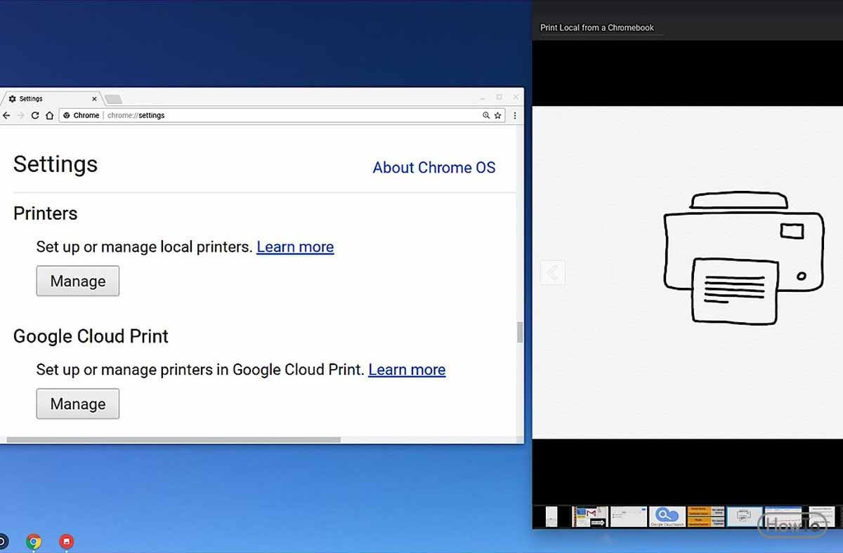 How to Connect Chromebook to Printer 5 Easy Ways - Howto