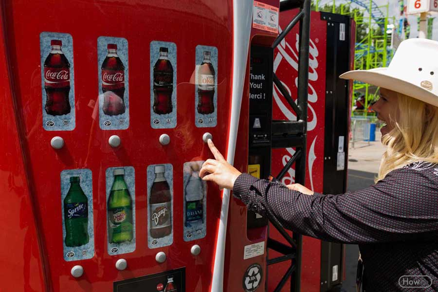 How to Hack a Vending Machine to Get Money in 7 Steps - Howto