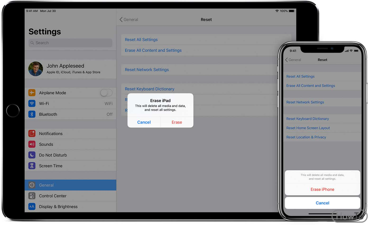 How to Change iCloud Password in 10 Steps to Change it - Howto