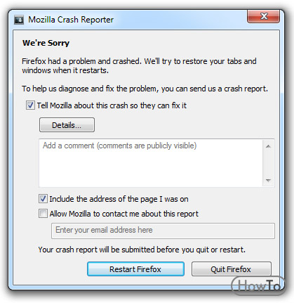How to Reset Mozilla Firefox 10 Best Tricks to Reset Mozilla - Howto