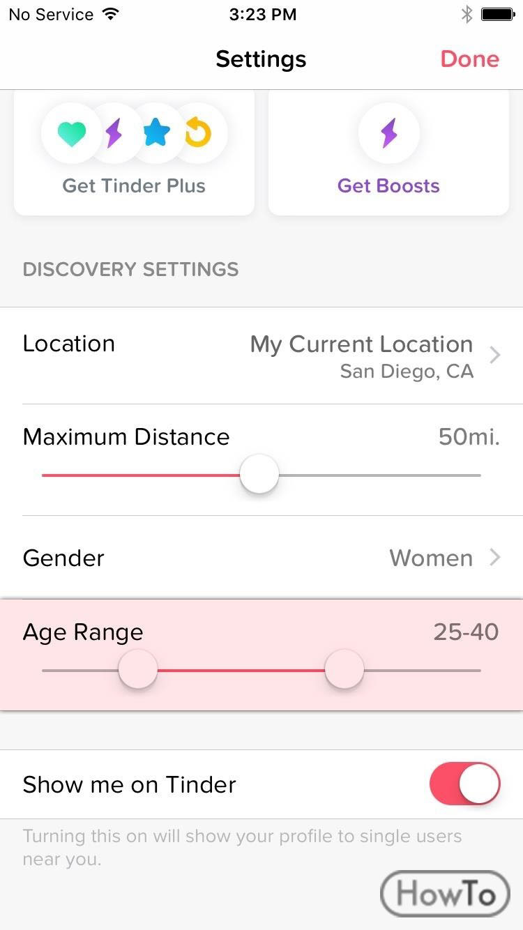 How to Reset Tinder 3 Steps on How to Refresh Your Tinder