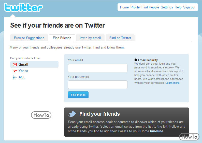How to Find People on Twitter 3 Facts to Find People on Twitter - Howto