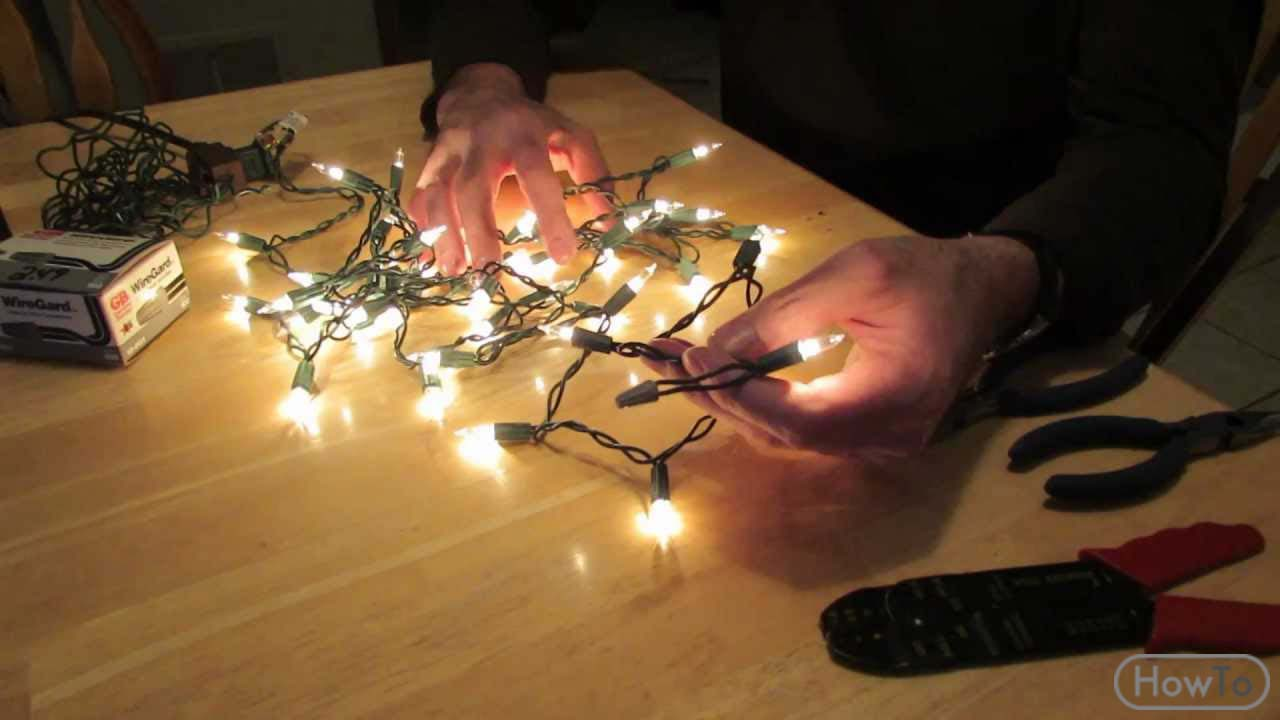 How To Hang Christmas Lights On Ceiling 5 Ideas Howto