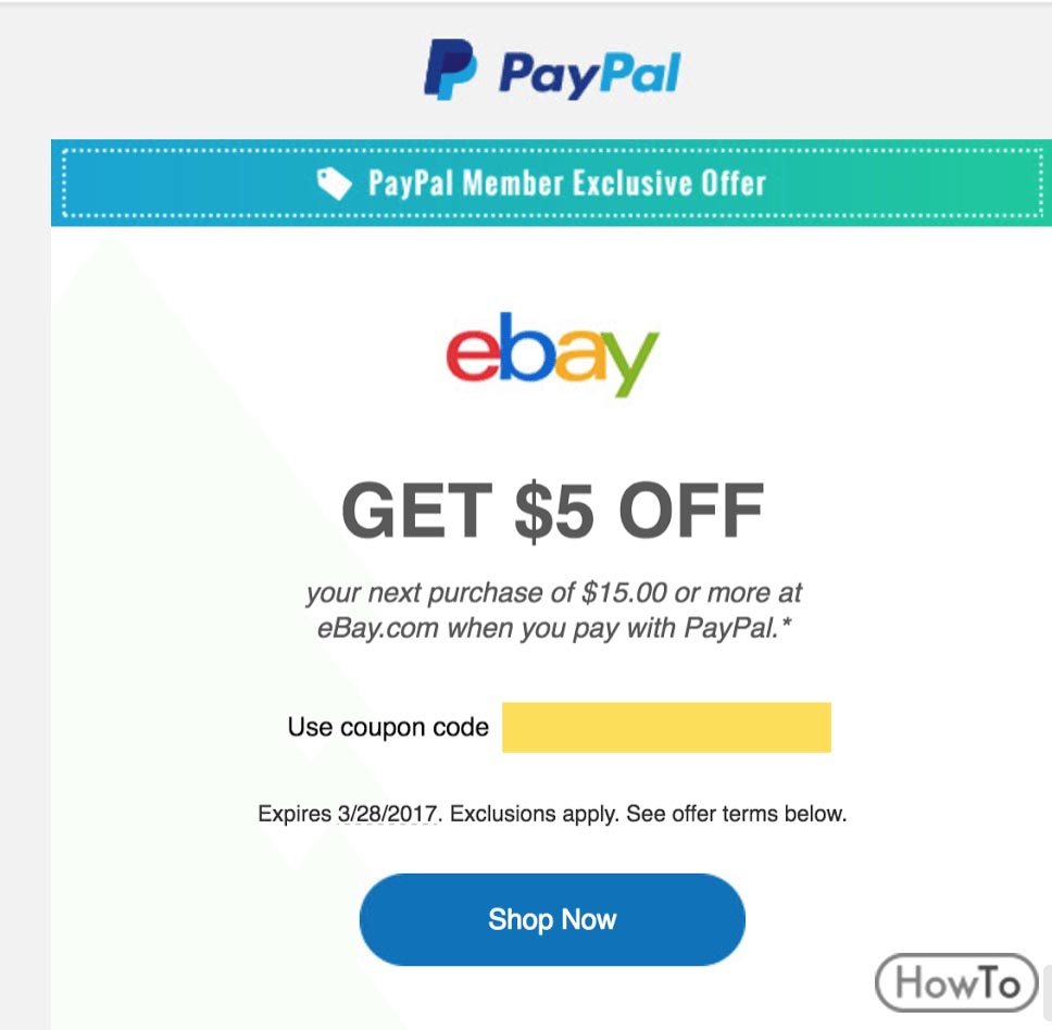 How To Use Ebay Gift Card 3 Ways To Activate Gift Card Howto