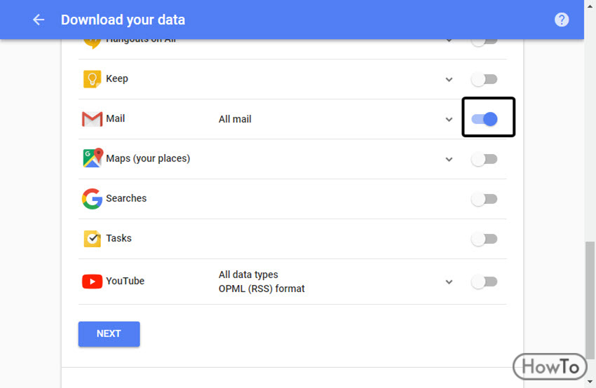 How to Backup Gmail Account 3 Simple Steps to Backup - Howto