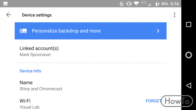 How to Restart Chromecast 3 Ways to Reset Chromecast - Howto