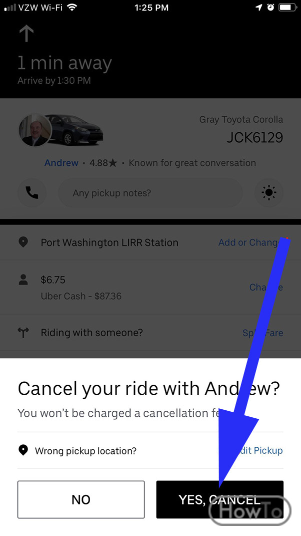 How To Cancel Uber >> How To Cancel Uber Best Easy Ways To Cancel Uber Howto