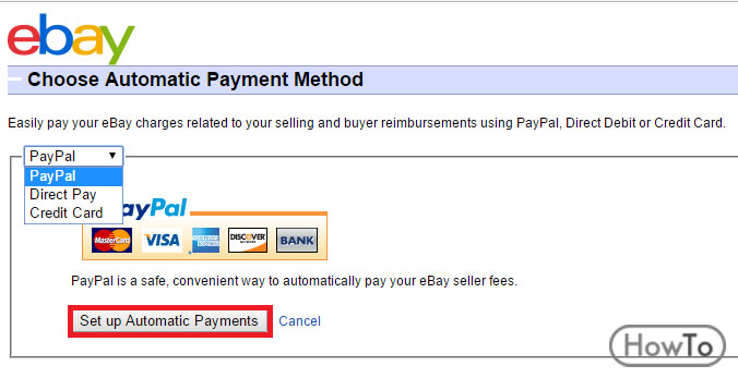 How To Create Ebay Account 12 Easy Steps To Create It Howto