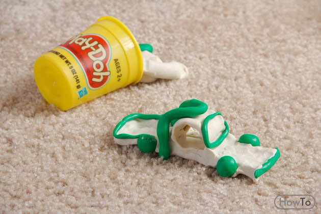 How To Get Playdough Out Of Carpet Easy Guide Step By Step Howto